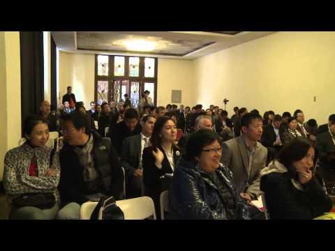 2013 Invest in America Summit Shanghai