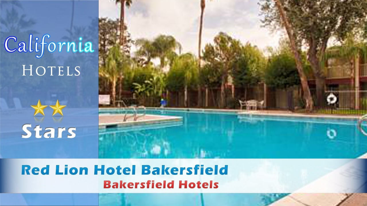 red lion hotel bakersfield bakersfield hotels. Black Bedroom Furniture Sets. Home Design Ideas