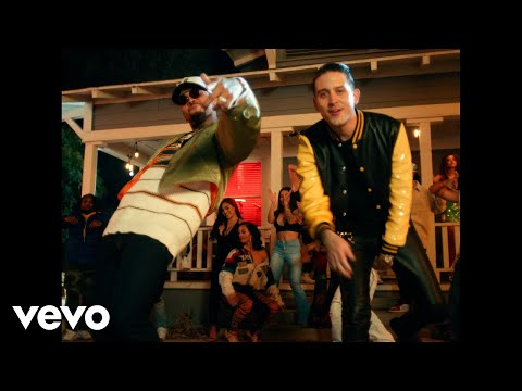 Смотреть клип G-Eazy Ft. Chris Brown, Mark Morrison - Provide