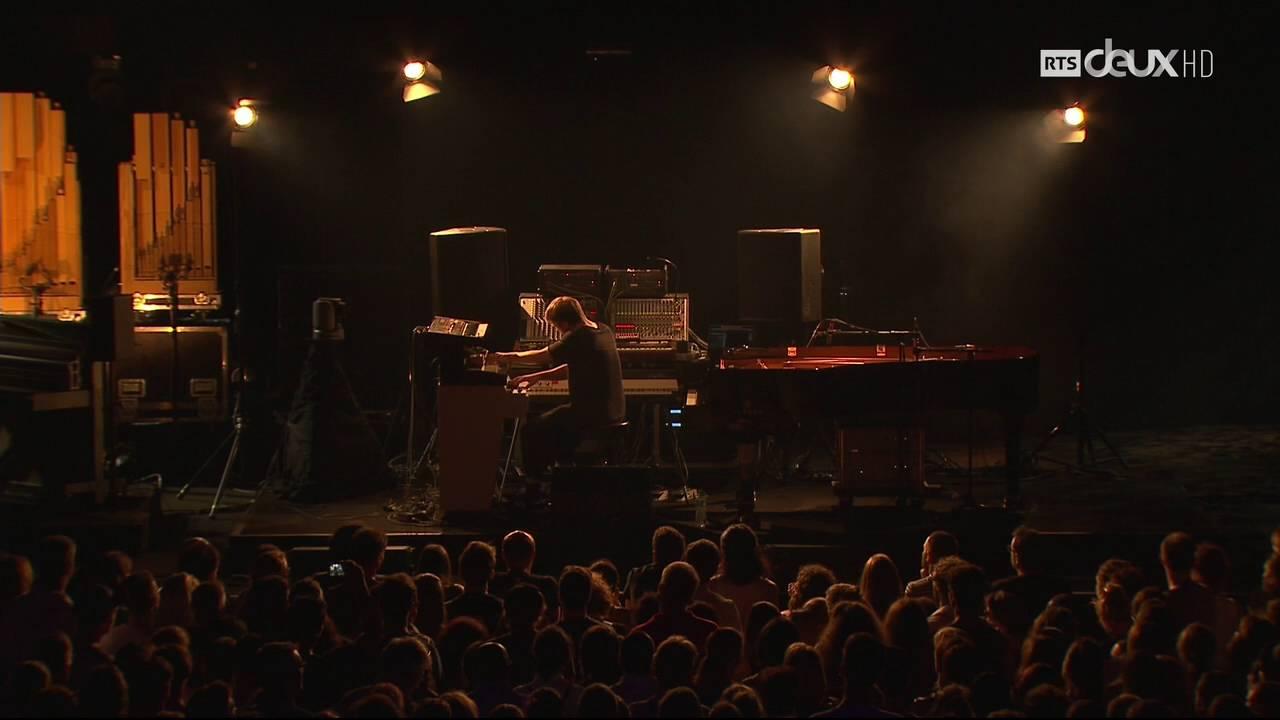Montreux Jazz Festival 2015 >> Nils Frahm - 2 (Live at Montreux Jazz Festival 2015) - YouTube