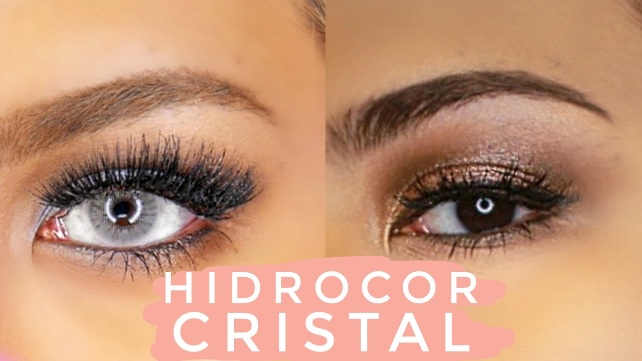 Solotica Hidrocor Cristal On Dark Asian Eyes Artificial