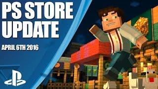 PlayStation Store Highlights - 6th April 2016