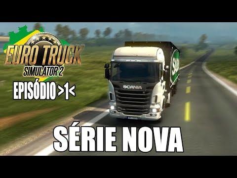 EURO TRUCK SIMULATOR 2 (MOD ESTRADAS BRASILEIRAS) EP *1*