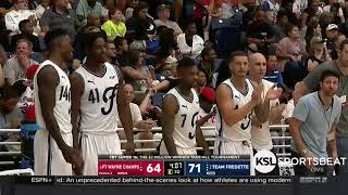 Jimmer Fredette scores 41 points at The Basketball Tournament