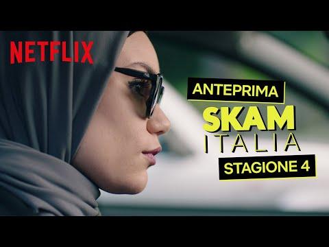 Skam Italia | Anteprima della quarta stagione | Netflix Italia