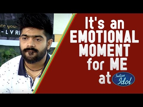 It''s an emotional moment for me at Indian Idol 9 competition: Singer Revanth [ Exclusive Interview ]