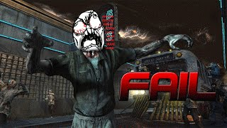 Les Secrets de BO2 Zombies : Tranzit version Maxis [EPIC FAIL ET RAGE]