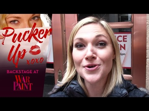 Episode 3: Pucker Up: Backstage at WAR PAINT with Steffanie Leigh