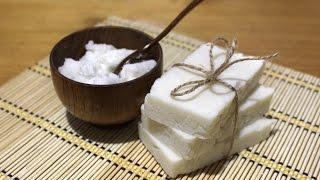 Хозяйственное мыло с нуля, рецепт с содой. Мастер-класс (гс)