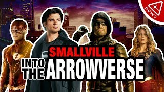 Smallville is Officially Joining the Arrowverse!?! (Nerdist News w/ Markeia McCarty)