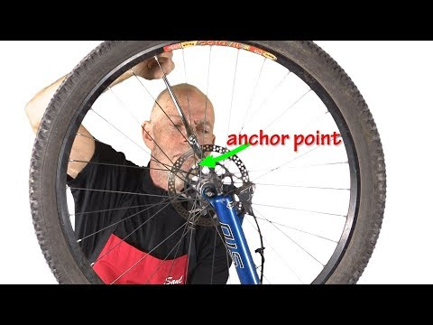 How to True Disc Brake Rotors