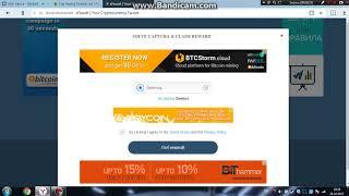 BITCOIN Жирный биткоин кран с выводом на faucethub #25