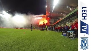 Kulisy meczu Legia Warszawa - Lech Poznań 2:2