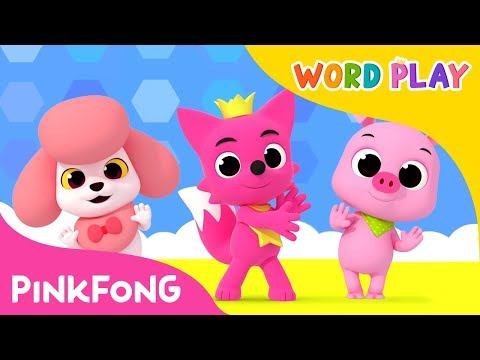 Wash Your Hands | Healthy Habits | Word Play | Pinkfong Songs for Children