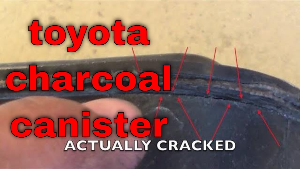 solved p0446 diagnose repair charcoal canister toyota tacoma fix it angel [ 1280 x 720 Pixel ]