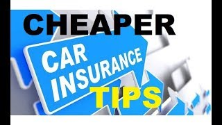 10 BEST TIPS to SAVE on CAR INSURANCE 2017 - Get Lower Rate Quotes - SAVE NOW- Kevin Hunter