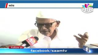 Spotlight : Congress should support BJP - Balasaheb Vikhe Patil