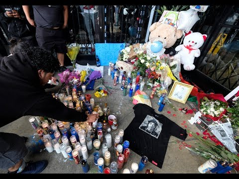 LIVE: Nipsey Hussle Remembered At Memorial Service   USA TODAY