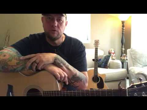 Refrigerator Door - Luke Combs (guitar Lesson)