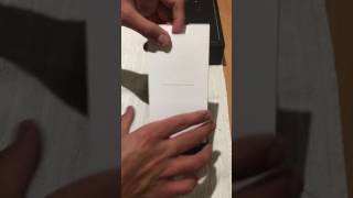 iPhone 7 Plus - Jet Black - 256 GB - Unboxing and Short Video