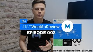 another 2 Big ICO Lists & Why Monetha Is Different  #MTHWeekInReview 002