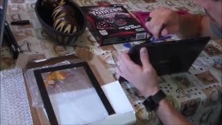 How to fix touch screen glass on Asus tablet
