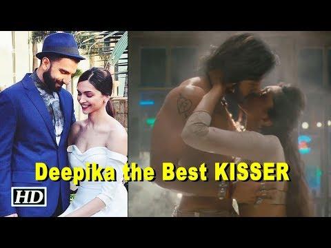 Ranveer confesses: Deepika the Best KISSER