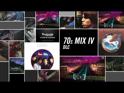 70s Mix IV - Rocksmith 2014 Edition Remastered DLC