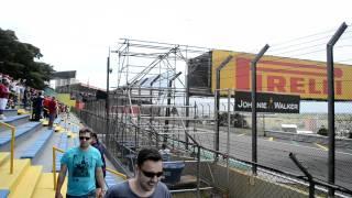 Nelson Piquet - Brabham em Interlagos