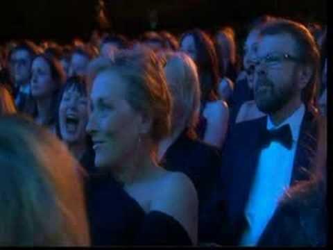 Mamma Mia - Best Musical - National Movie Awards '08