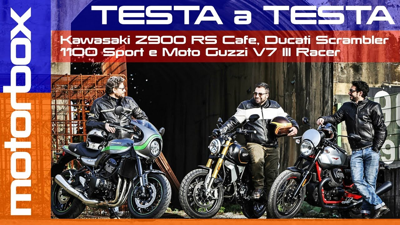 Test Kawasaki Z 900 Rs Tinder Vintage Et Wheeling Moto Journal