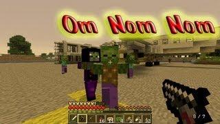 Съеденный Заживо! Survival Minecraft Extrime №3