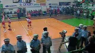 A1 Volley Gynaikwn Panathinaikos-Olympiakos 5os telikos 15-5-2008