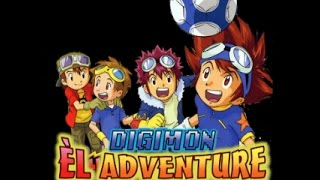 Digimon Movie eL Adventure