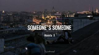 Gambar cover Monsta X – SOMEONE'S SOMEONE (Traducida al Español)