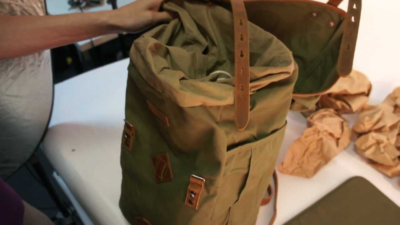 fjällräven rucksack no. 21 medium green