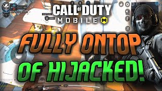 Call of Duty Mobile: FULLY ON TOP OF HIJACKED + AFTER PATCH GLITCH (CODM S7 Multiplayer Glitches)