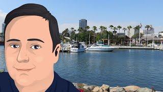 Exploring Long Beach, LA (USA Trip)