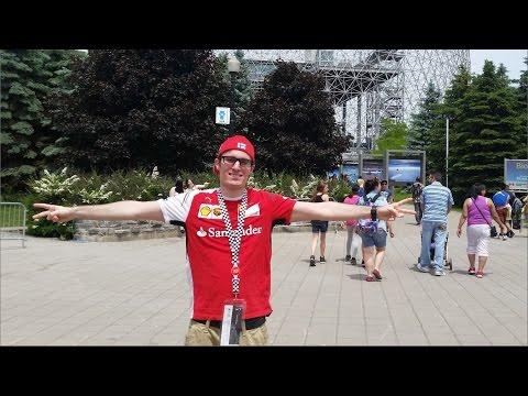 Canada F1 Grand Prix weekend Montreal - DaveRun - Highlights