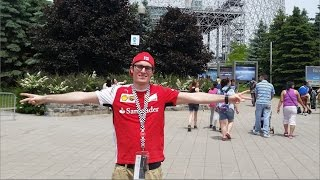 Canada F1 Grand Prix weekend Montreal - DaveRun - Highlights
