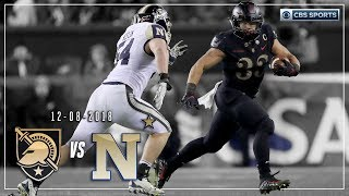 The 2018 Army-Navy Game: The Black Knights Win for Third-Straight Year