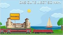 Das Gute liegt so nah - Seensucht Rheinsberg