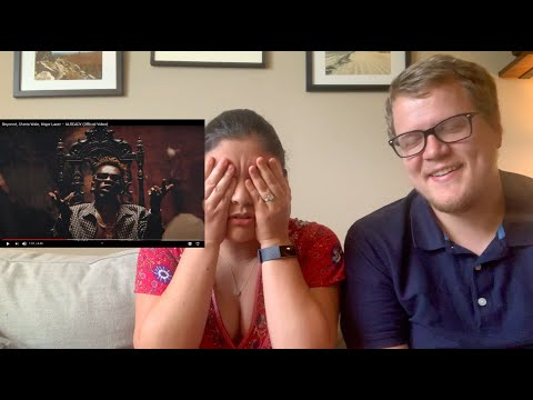 I want to be her! Beyonce, Shatta Wale, Major Lazer - Already | Couple's Reaction