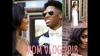 7 DAY PROM VLOG 2018 - first vlog ever