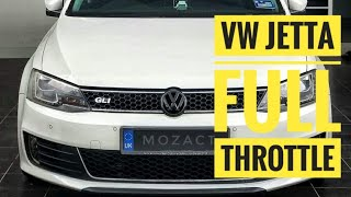 VW Jetta 1.4tsi Full Throttle