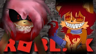 AMY.EXE vs SALLY.EXE | Roblox Adventures - Roblox Gameplay