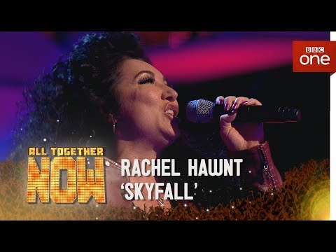 Rachael Hawnt performs 'Skyfall' by Adele - All Together Now: Episode 4 - BBC One