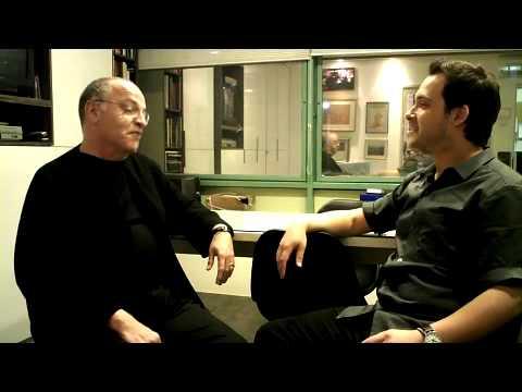 Violinist Giora Schmidt interviews the Israel Philharmonic's Avi Shoshani (Part 1/2)