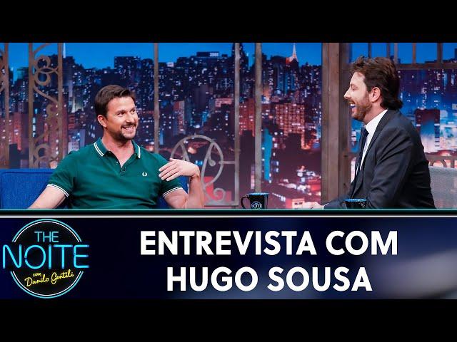 Entrevista com Hugo Sousa | The Noite (10/09/19)