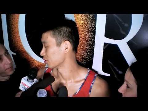 Jeremy Lin Exit Interview - 2013-14 Rockets Season